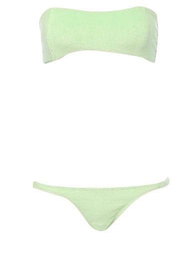 Lisa Marie Fernandez Bikini Yeşil
